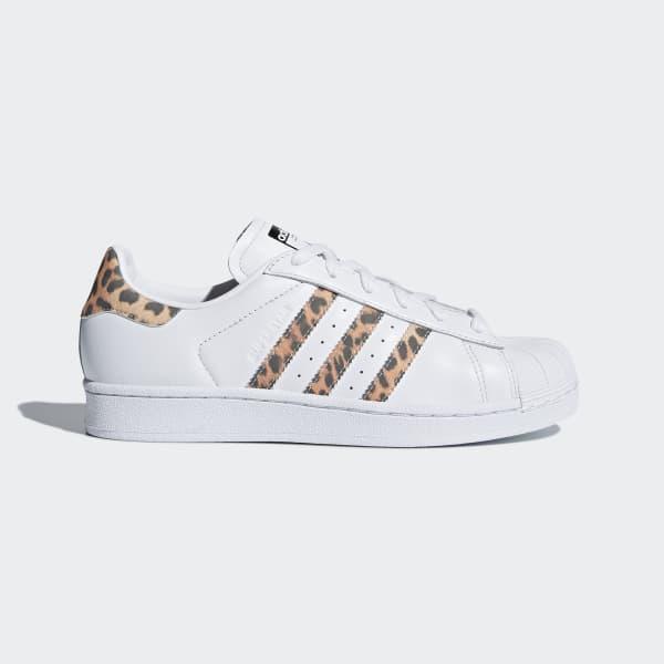 Zapatillas Superstar Blanco CQ2514