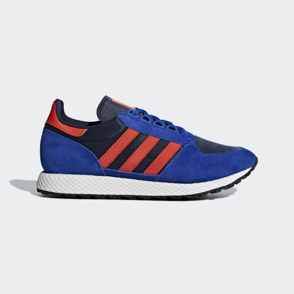 Forest Grove Schoenen blauw B38002