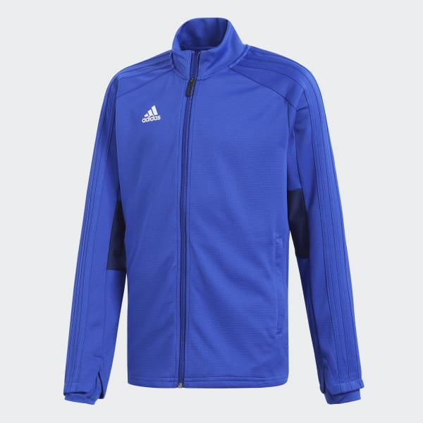 Condivo 18 Training Jacket Blue BS0584