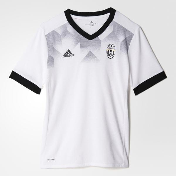 Juventus Camiseta Local Prepartido Blanco BP9183