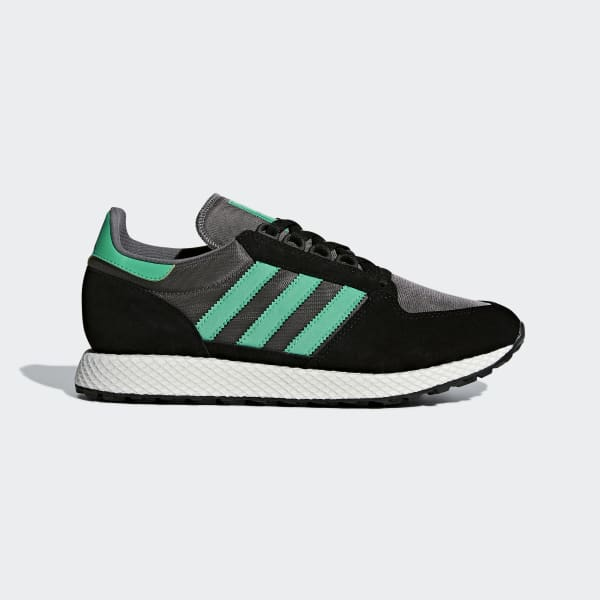 Forest Grove Shoes Svart B38001