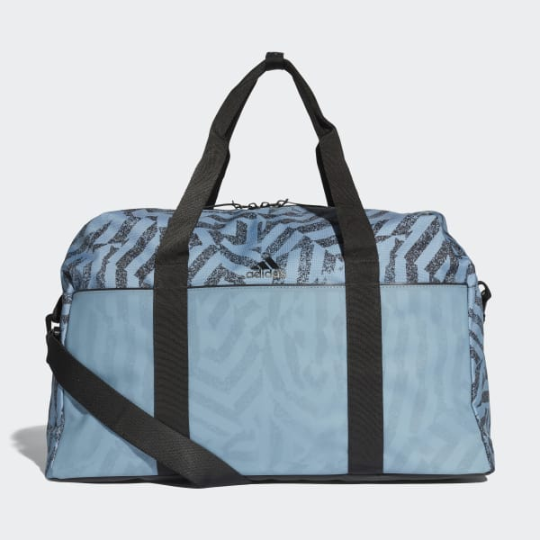 ID Graphic Duffelbag blau CV4251