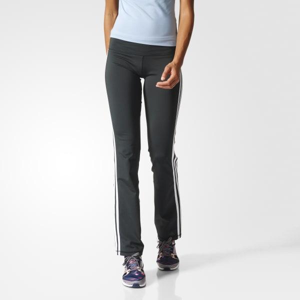 D2M 3-Stripes Pants Black BP8825