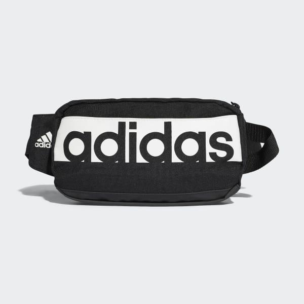 Linear Performance Waist Bag Black S99983