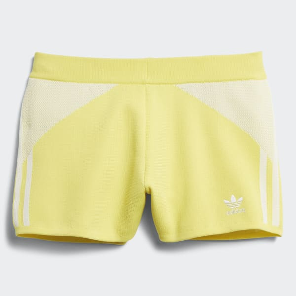 Hot Shorts Yellow DU6980