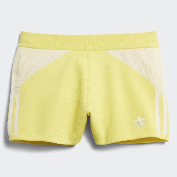 Hot Shorts gelb DU6980