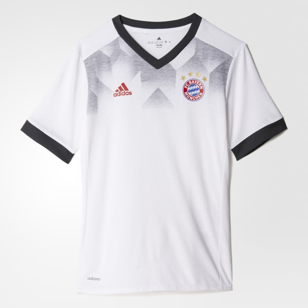 FC Bayern Munich Home Pre-Match Jersey White BP9177