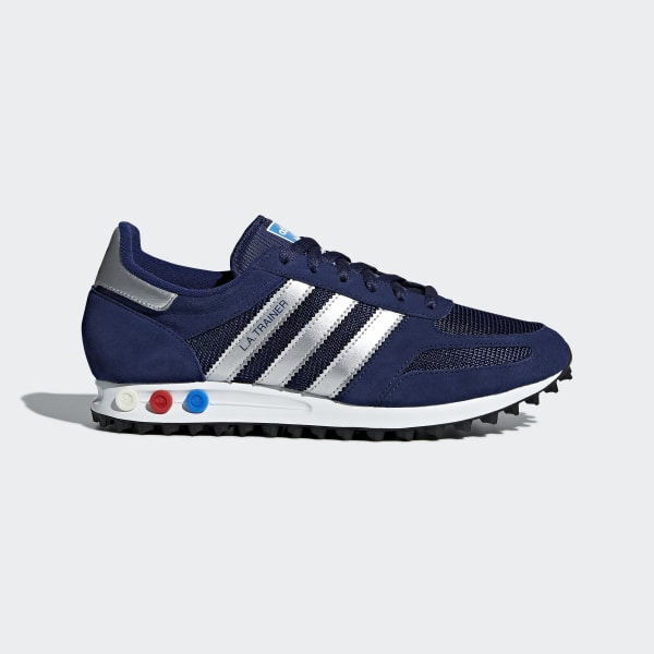 LA Trainer Shoes Blue CQ2278