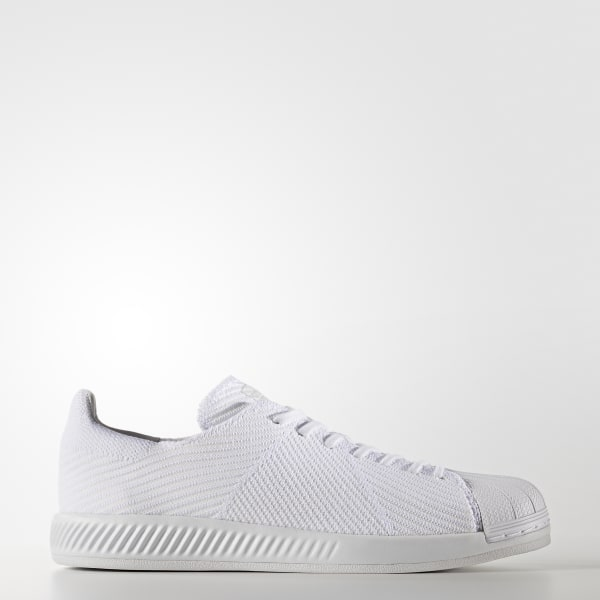 Superstar Primeknit Shoes White S82240