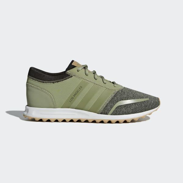 Los Angeles Schoenen groen CQ2263