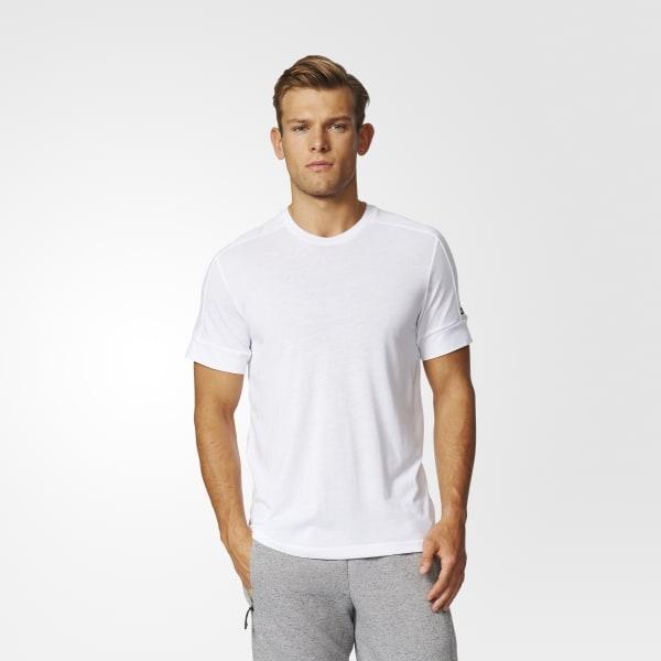 T-shirt ID Stadium Bianco S98712