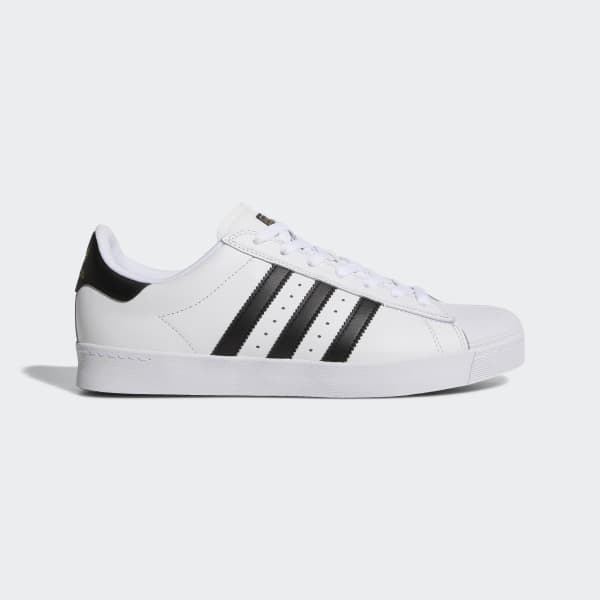 Superstar Vulc ADV Shoes White D68718