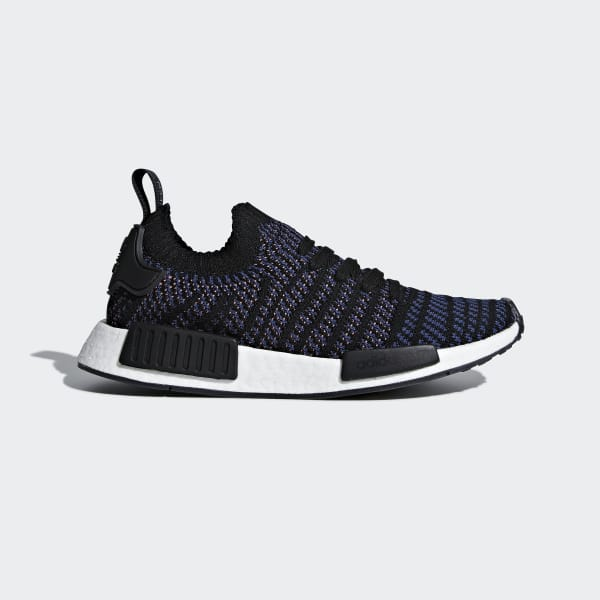 NMD_R1 STLT Primeknit Shoes Black AC8326