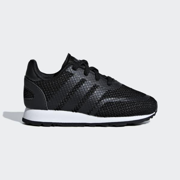 N-5923 Schoenen zwart B41580