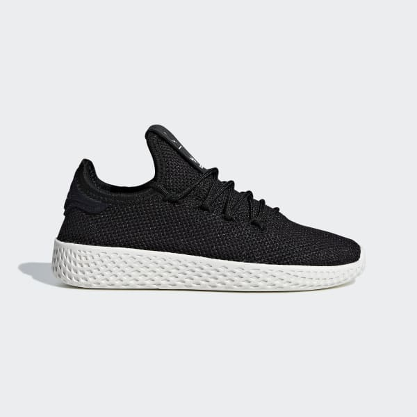 Zapatilla Pharrell Williams Tennis Hu Negro CG6044