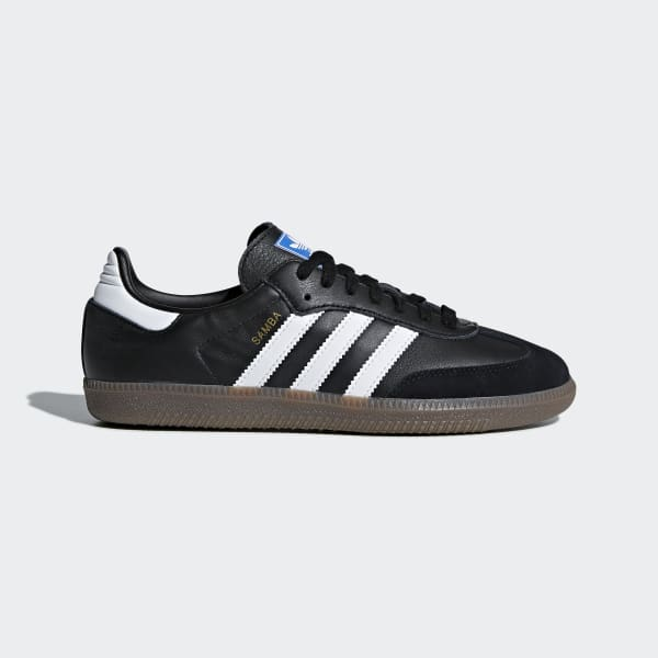 Samba OG Shoes Black BD7686