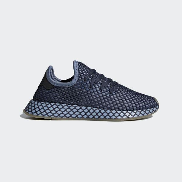 Deerupt Runner Shoes Steel / Steel / Real Lilac B41880