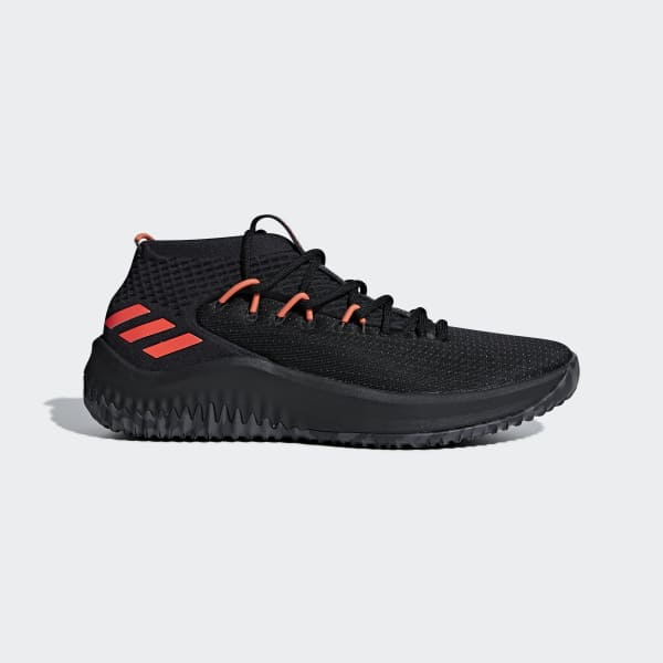 Dame 4 Shoes Black BB9242