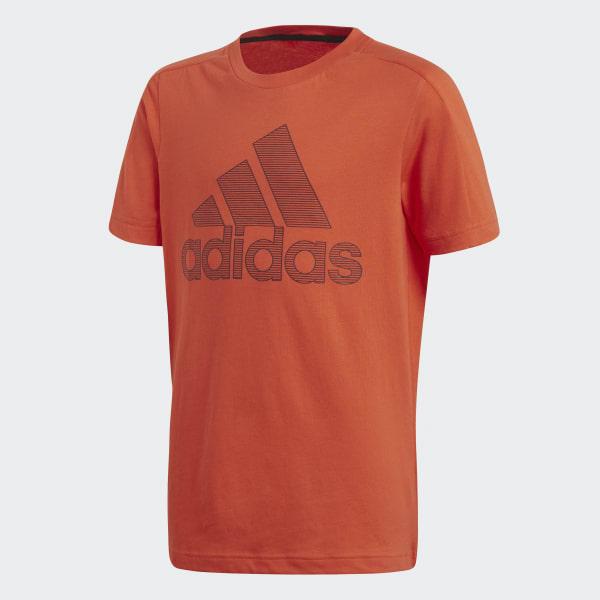 ID Stadium Tee Orange CF6390