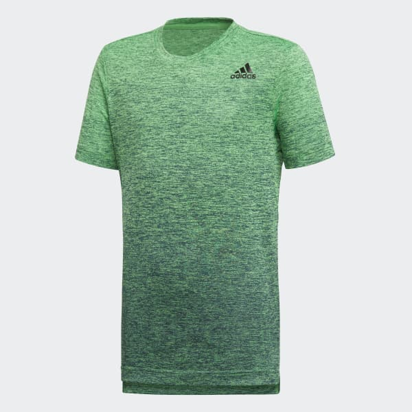 T-shirt Training Gradient Verde DJ1161