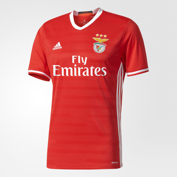 Benfica Home Replica Jersey Red AI8086