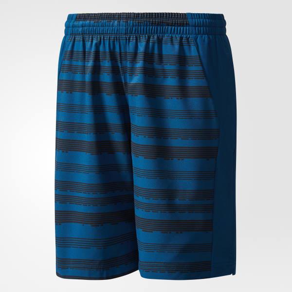 Woven Training Shorts blau CE5741