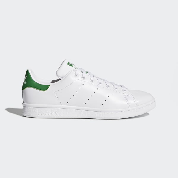 Stan Smith Schoenen wit M20324