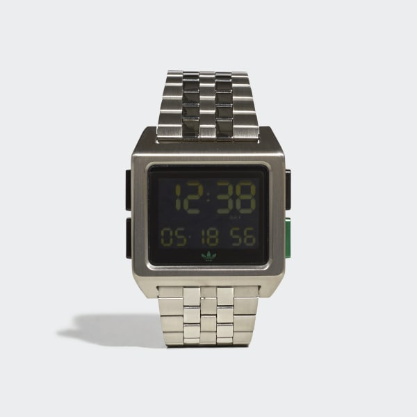 ARCHIVE_M1 Watch Silver CK3106