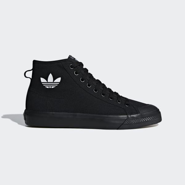 Nizza High Top Shoes Svart B41651