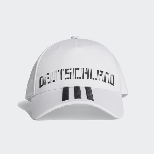 Germany Hat White CF5196