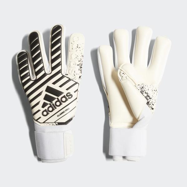 Classic Pro Handschuhe weiß CW5616