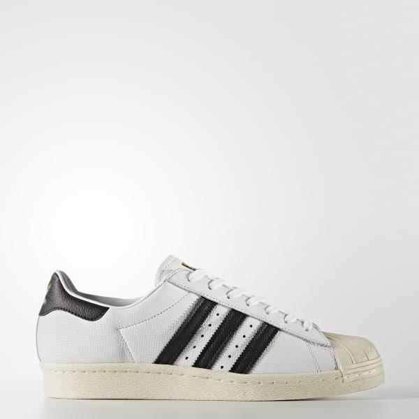 Superstar 80s Schuh weiß BZ0144