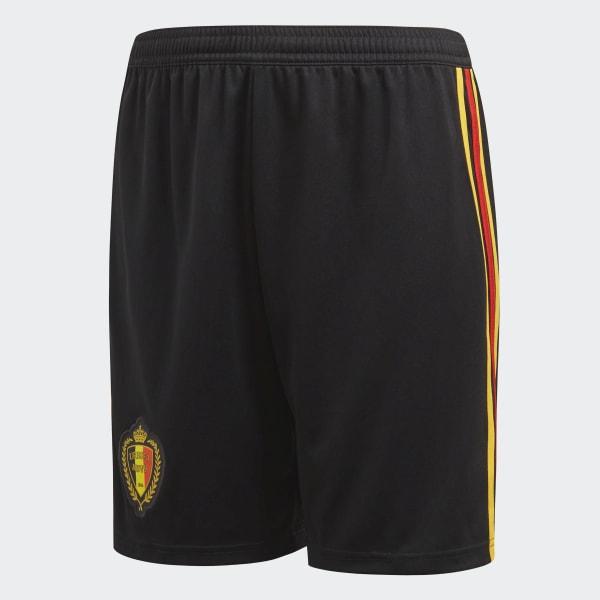België Uitshort zwart BQ4540