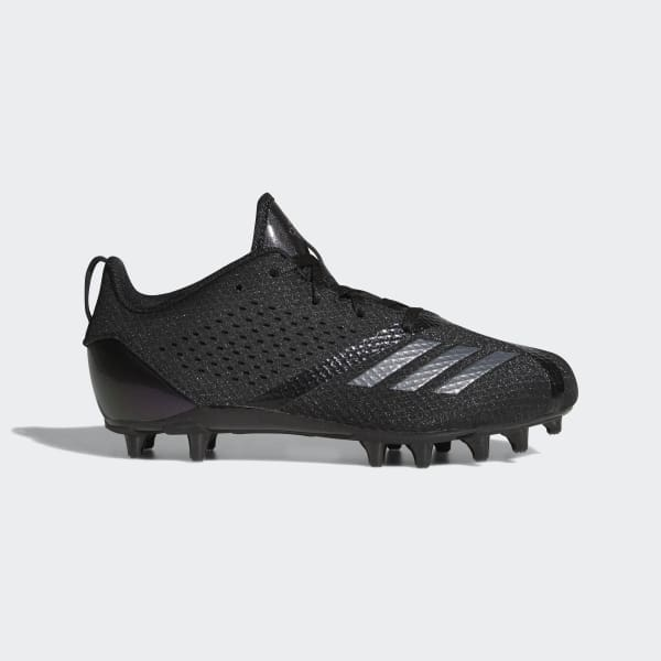 adizero 5-Star 7.0 Cleats Black DA9709