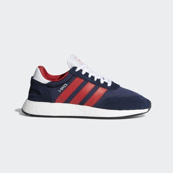 I-5923 Shoes Blue D96819