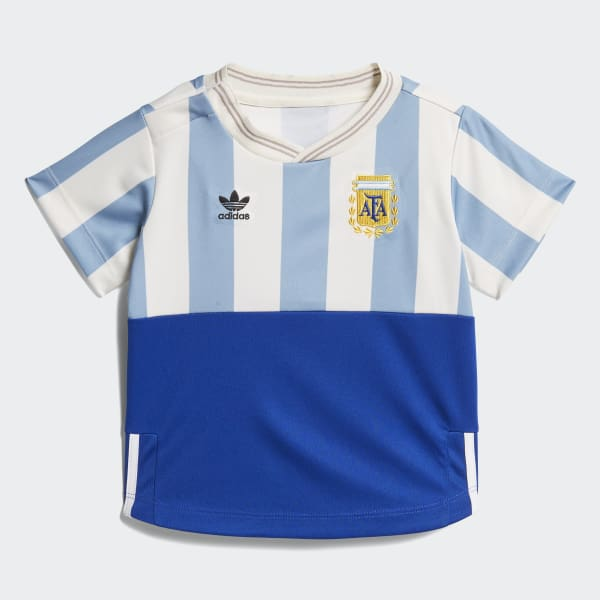 Remera Football Azul CD8035