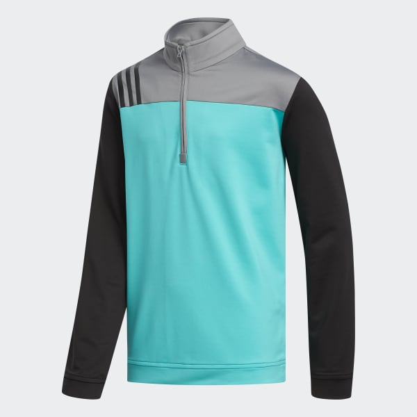 Layering Sweatshirt turquois DM7481