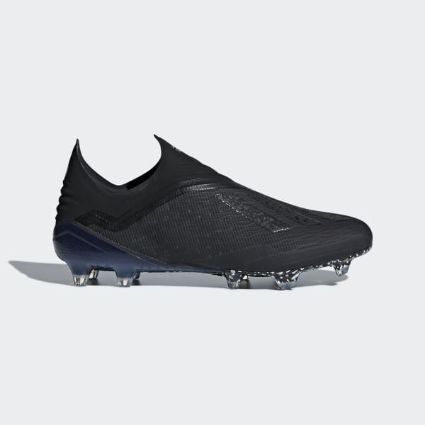 X 18+ FG Fußballschuh schwarz DB2206