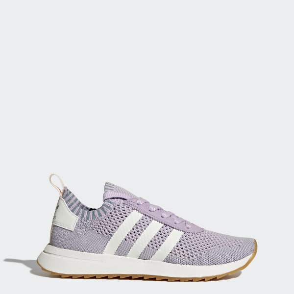 Chaussure Flashback Primeknit pourpre BY9103