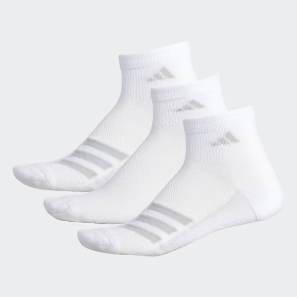 Climacool Superlite Stripe Quarter Socks White CJ0624
