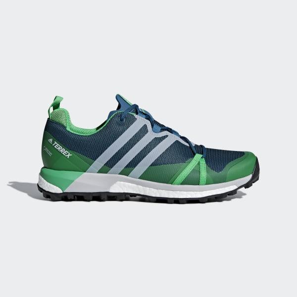 Terrex Agravic GTX Shoes Green CM7612