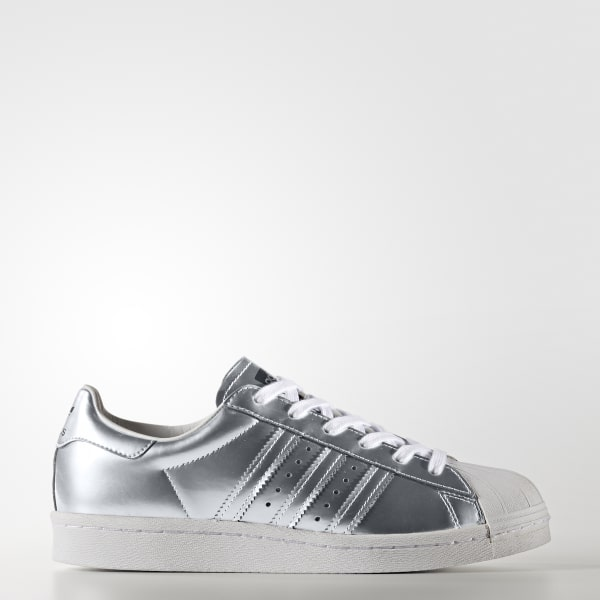 Superstar Boost Shoes Silver BB2271