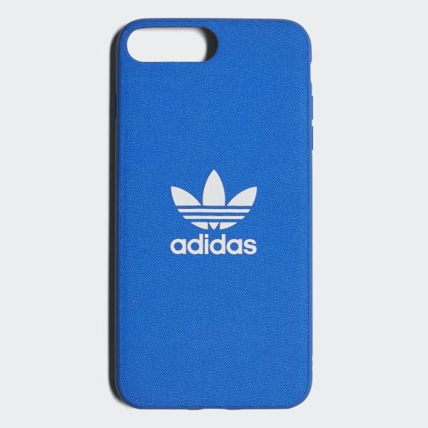 Adicolor Snap Case iPhone 8+ Blue CJ6187