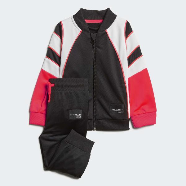 EQT Track Suit Black D98798