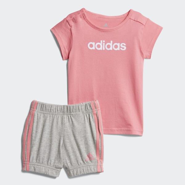 Summer Easy Setje roze CF7412