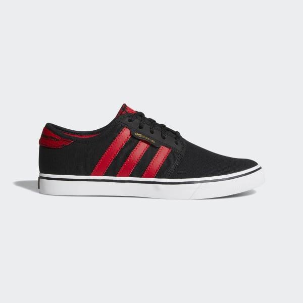 Seeley Shoes Svart CQ1176