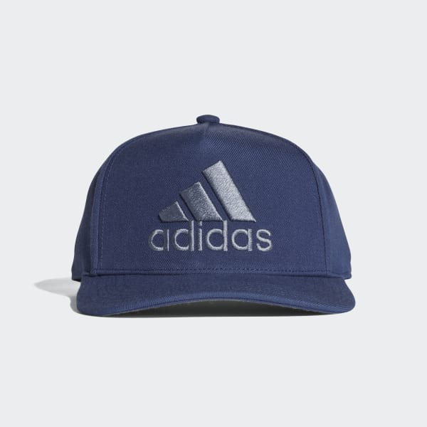 H90 Logo Hat Blue CF4870