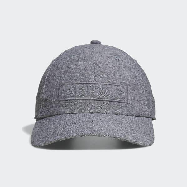 MENS ULTIMATE PLUS CAP Grey CJ0468
