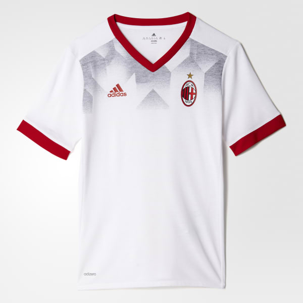 AC Milan Home Pre-Match Jersey White BP9147