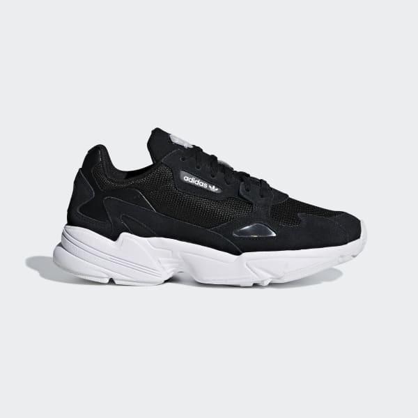 Falcon Shoes Black B28129